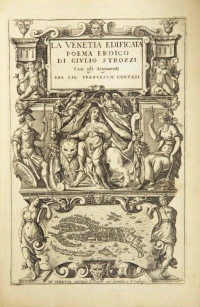 STROZZI, Giulio (1583-1652). L