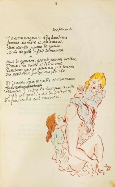 [ROJAN] -- LOUYS, Pierre (1880