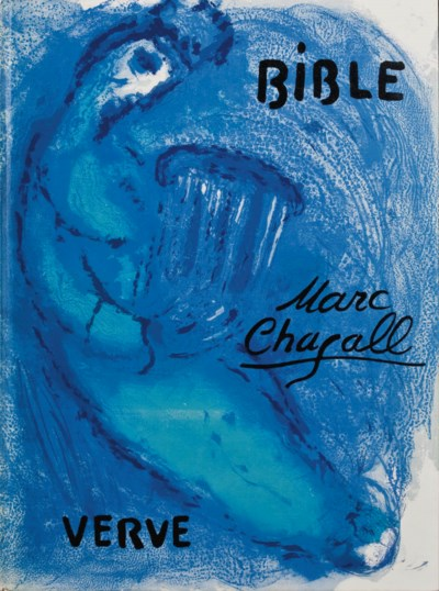 [CHAGALL] -- BIBLE. Verve. Rev