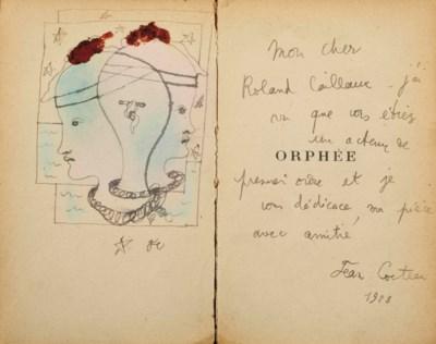 COCTEAU, Jean (1889-1963). Réu