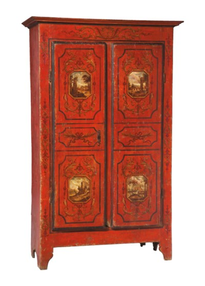 ARMOIRE DE LA SECONDE MOITIE D