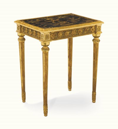 TABLE D'EPOQUE NEOCLASSIQUE