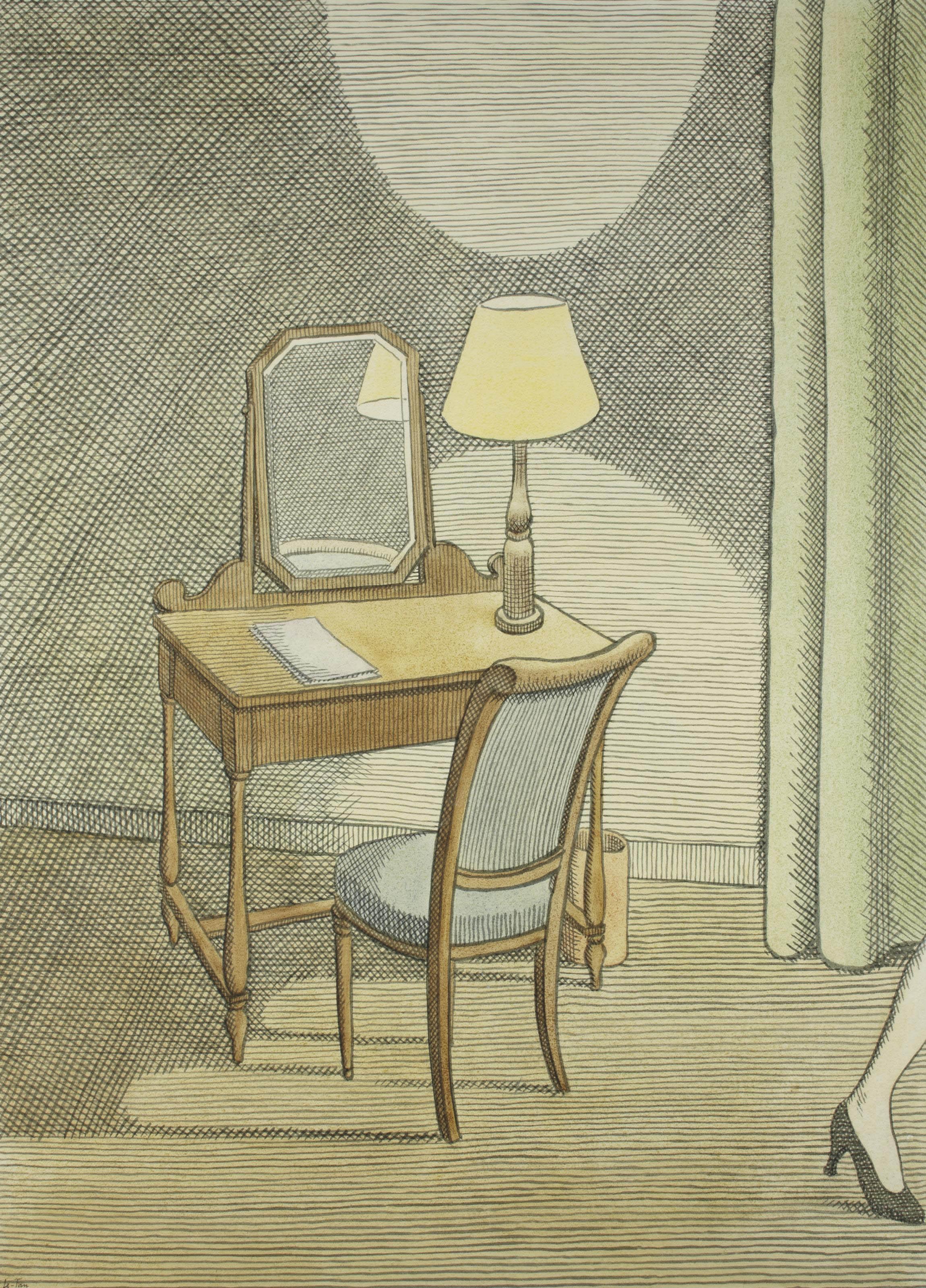 PIERRE LE-TAN (NÉ EN 1950)