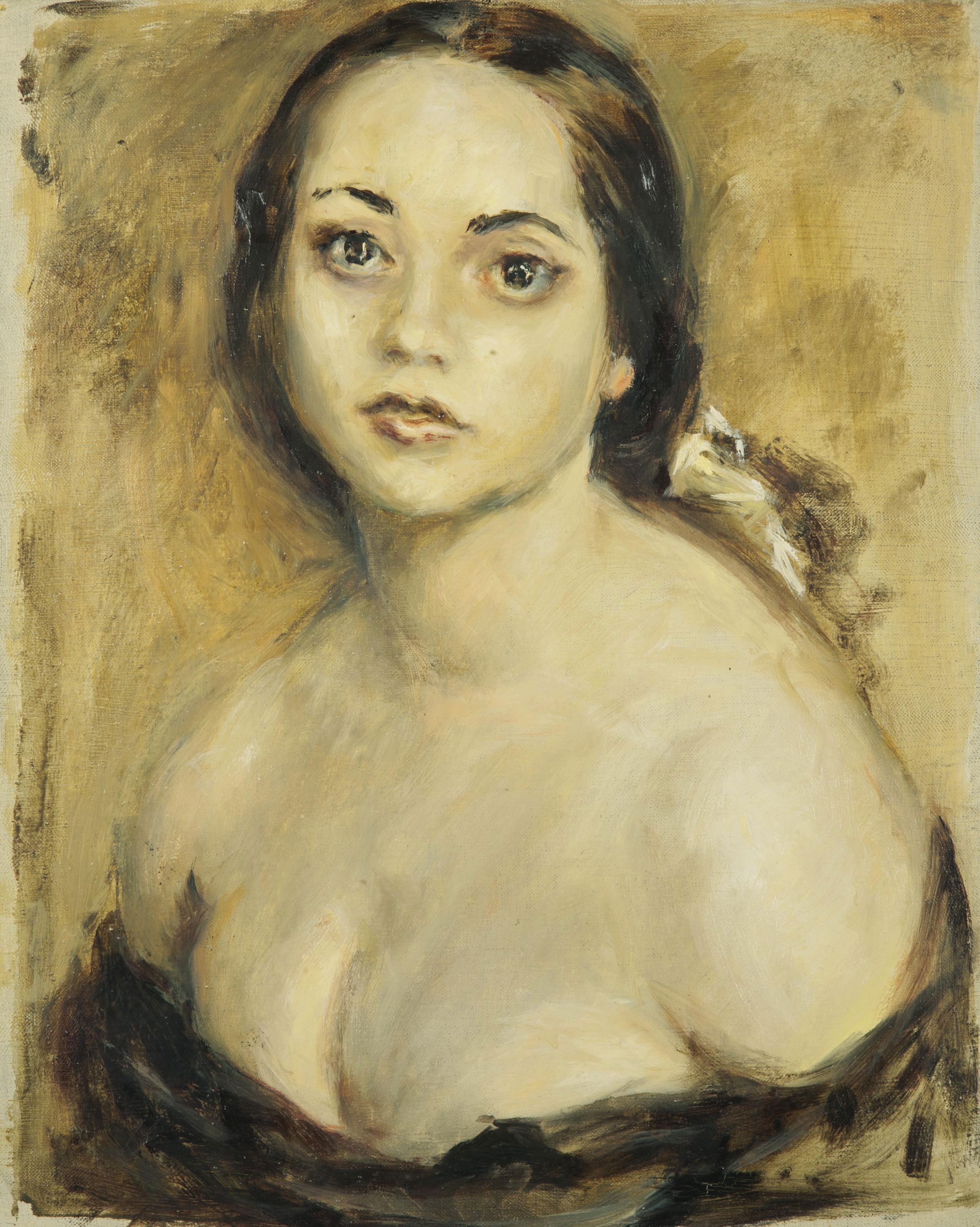 Portrait de Bona Tibertelli de Pisis-Pieyre de Mandiargues