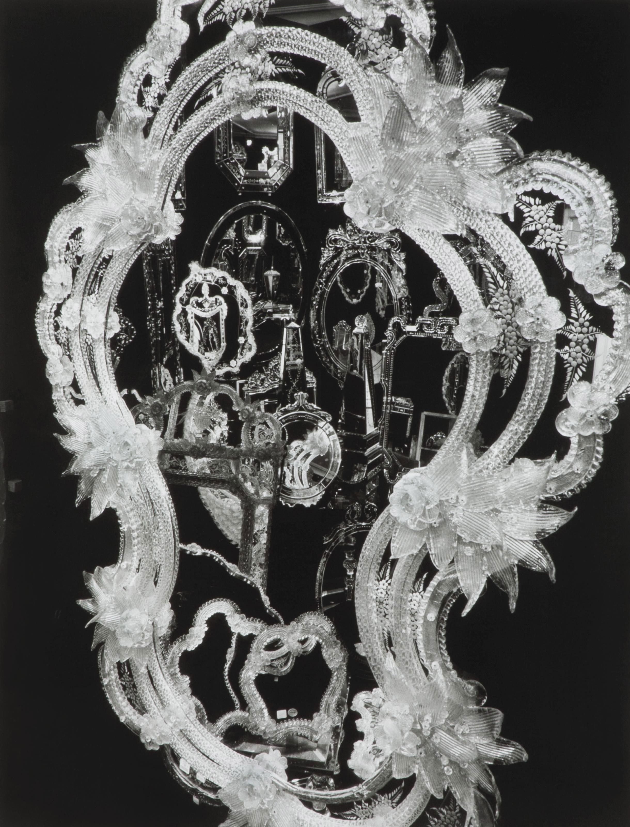 Série Venise (Miroirs), sans titre (97 07 08 04), 1997