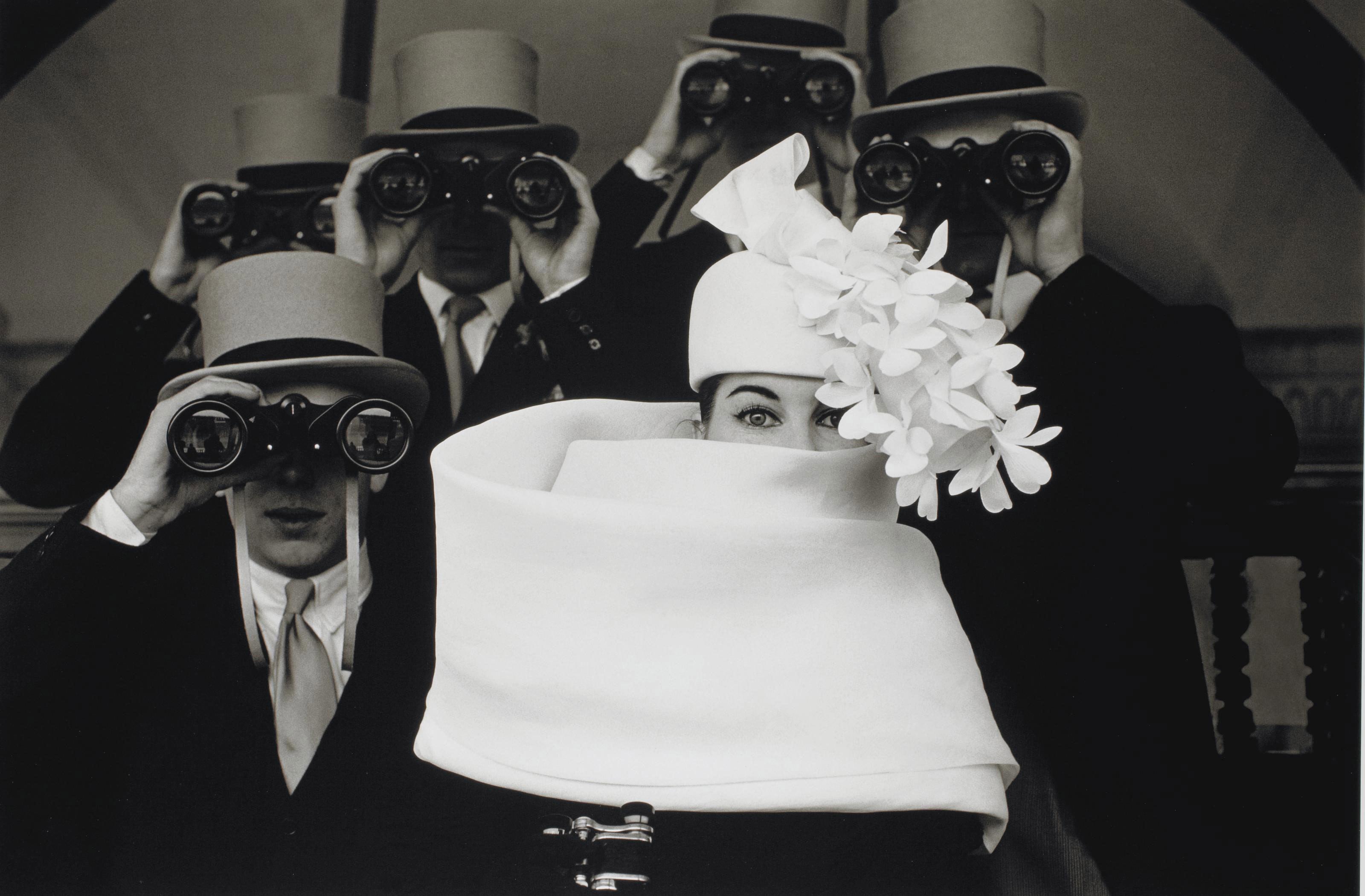 Givenchy Hat B, 1957