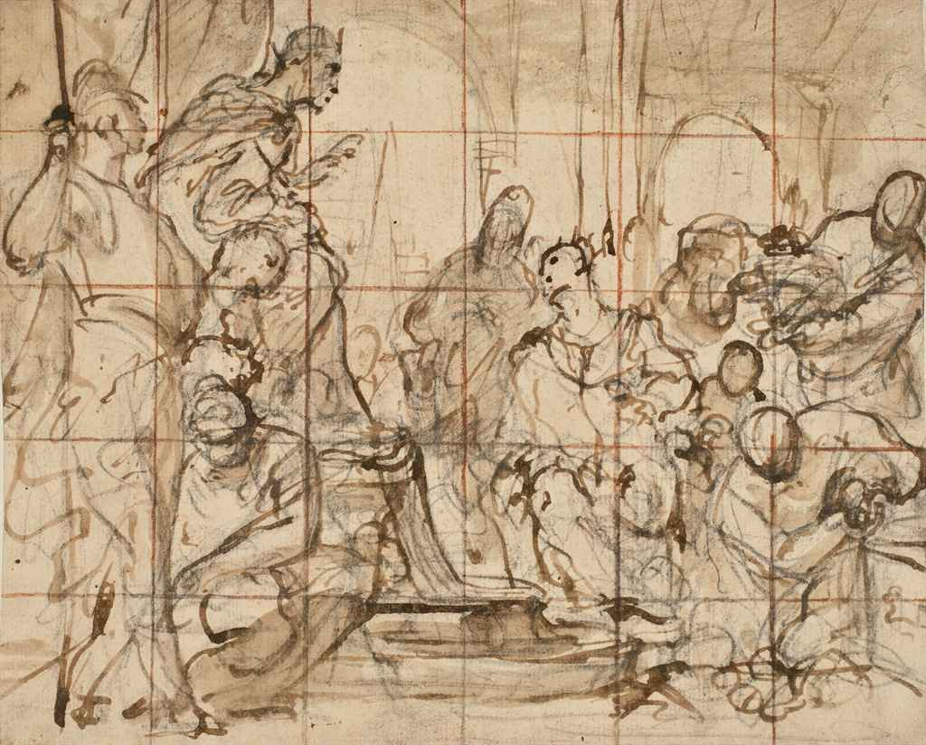 ANTONIO MOLINARI (VENISE 1655-
