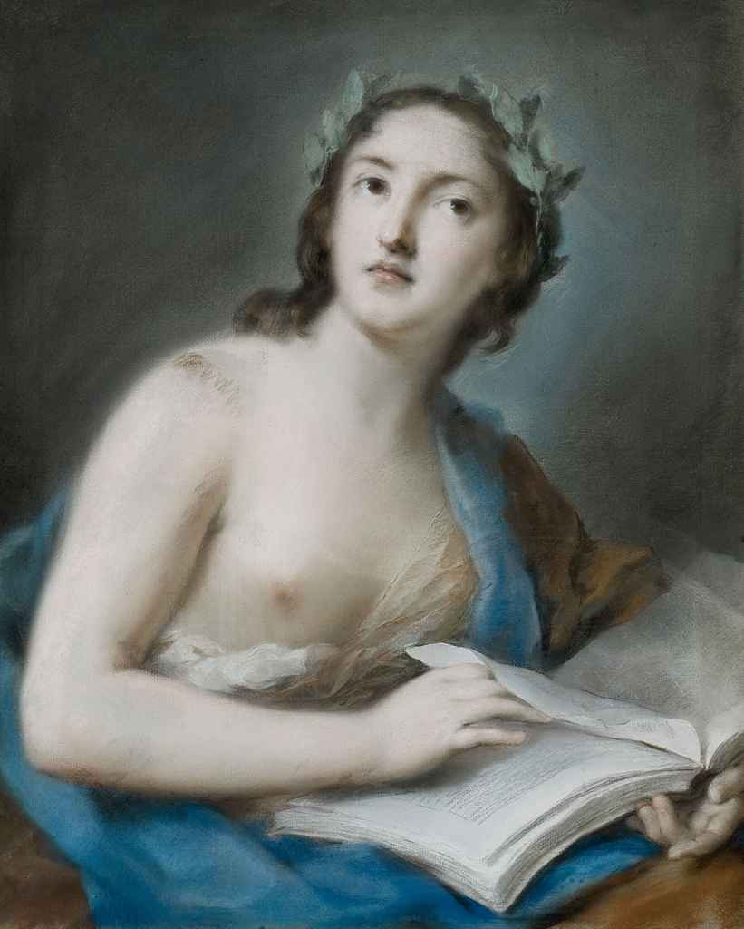 ROSALBA CARRIERA (VENISE 1673-