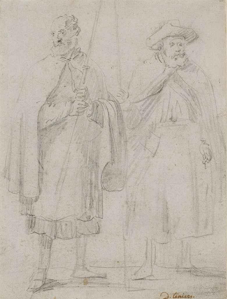 DAVID TENIERS II (ANVERS 1610-