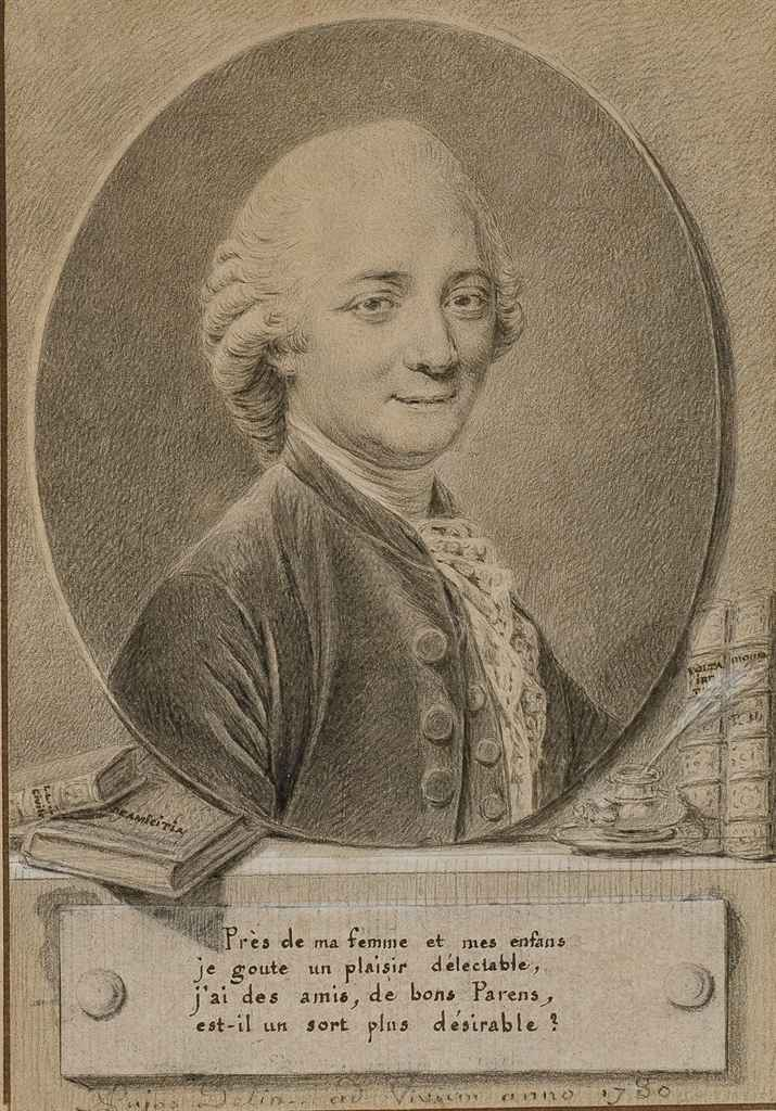 ANDRE PUJOS (TOULOUSE 1738-178
