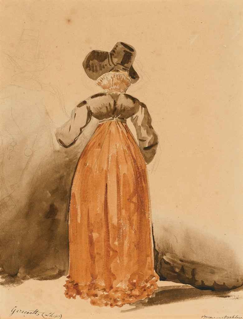 THEODORE GERICAULT (ROUEN 1791