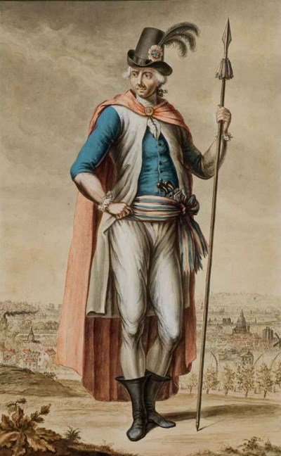 PHILIPPE CHERY (PARIS 1759-183