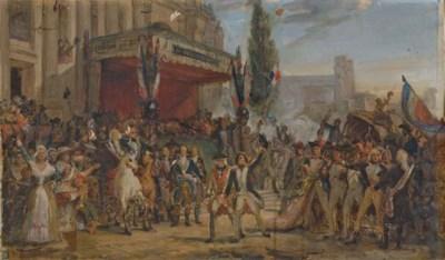 AUGUSTE VINCHON (PARIS 1789-18