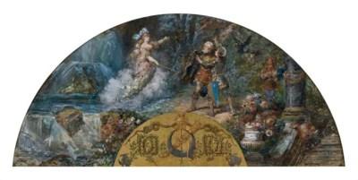 LOUIS- EUGENE LAMI (PARIS 1800