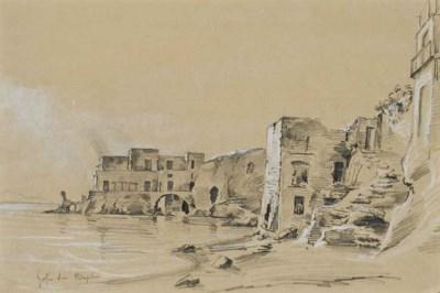 AUGUSTE BORGET (ISSOUSUN 1808-