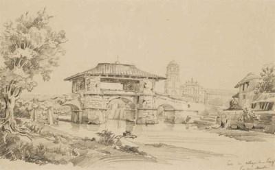 AUGUSTE BORGET (ISSOUDUN 1808-