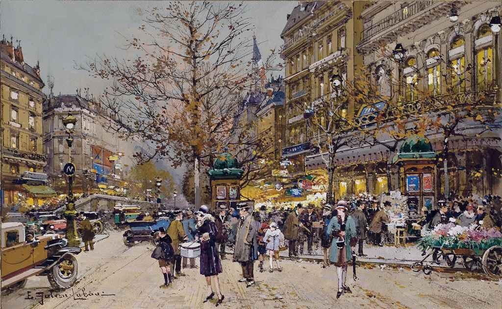 EUGENE GALIEN-LAOUE (PARIS 185