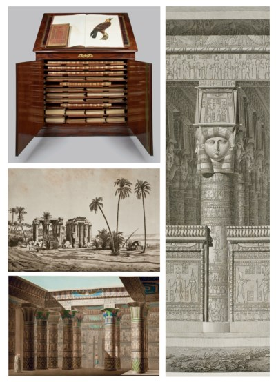 Description de l'Égypte ou Rec