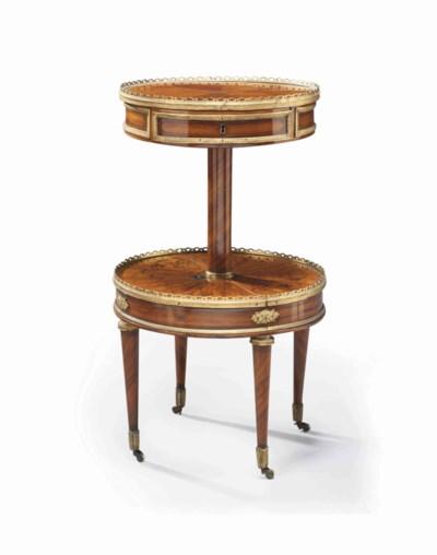 TABLE A OUVRAGE D'EPOQUE LOUIS