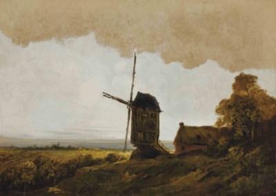 GEORGES MICHEL (PARIS 1763-184