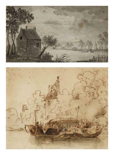 ANTONIE WALDORP (LA HAYE 1803-