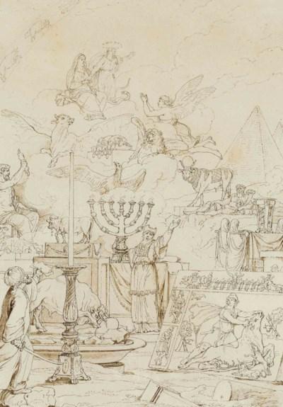 JEAN-MICHEL MOREAU (PARIS 1741