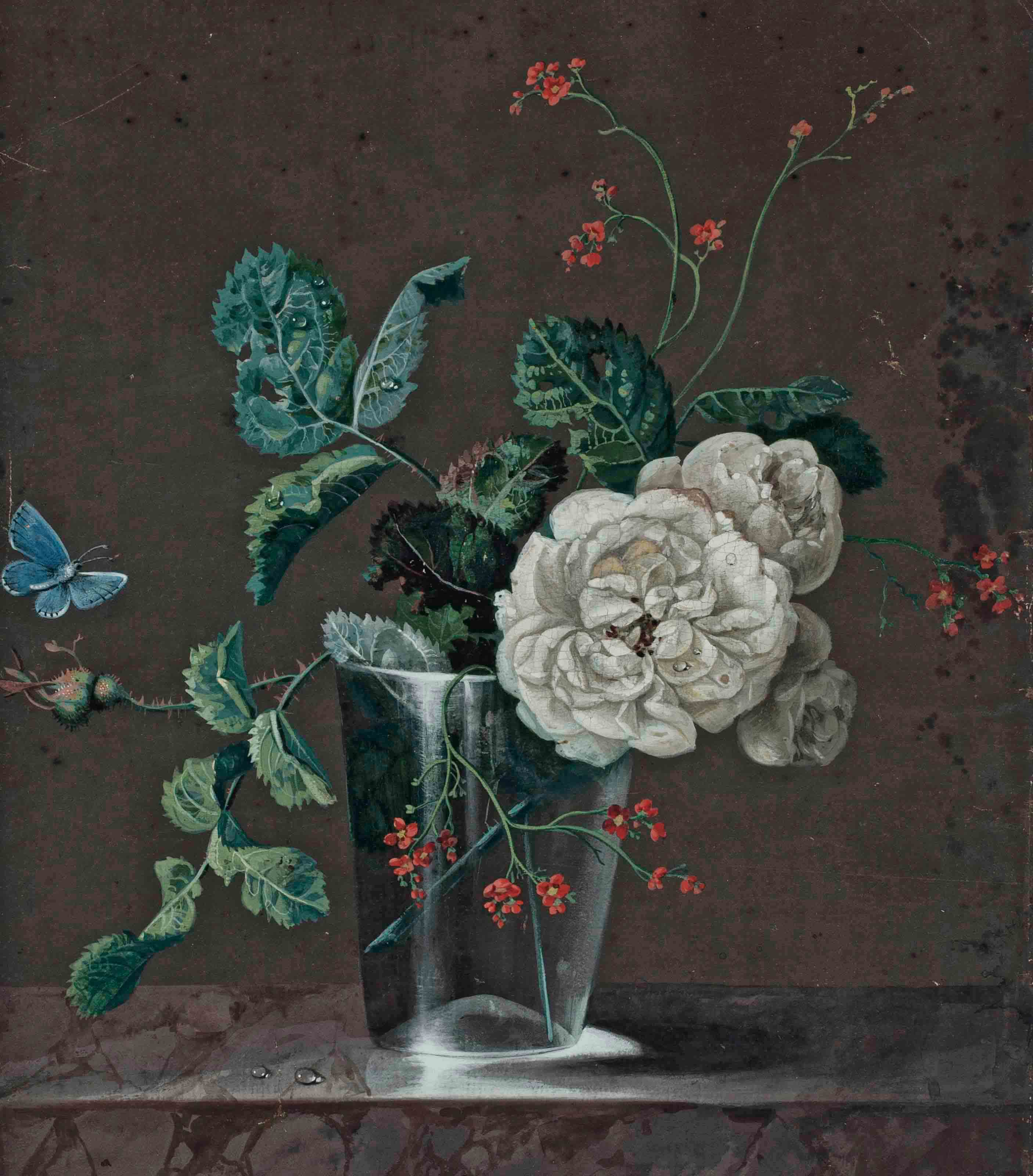 MADELEINE FRANCOISE BASSEPORTE (PARIS 1701-1780)