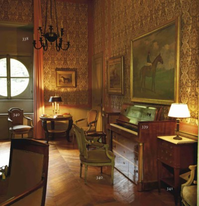 COMMODE FORMANT PIANO