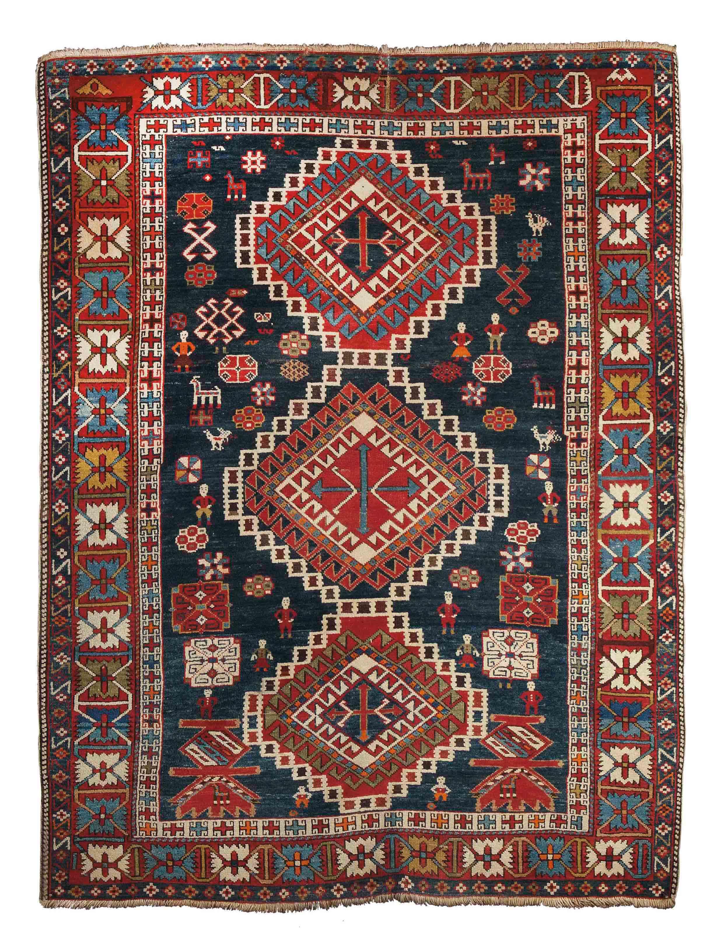 tapis shirvan est du caucase vers 1900 christie 39 s. Black Bedroom Furniture Sets. Home Design Ideas