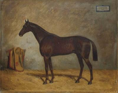 JULIUS VON BLAAS (ALBANO 1845-