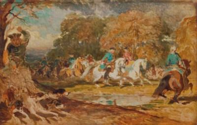 ALFRED DE DREUX (PARIS 1810-18