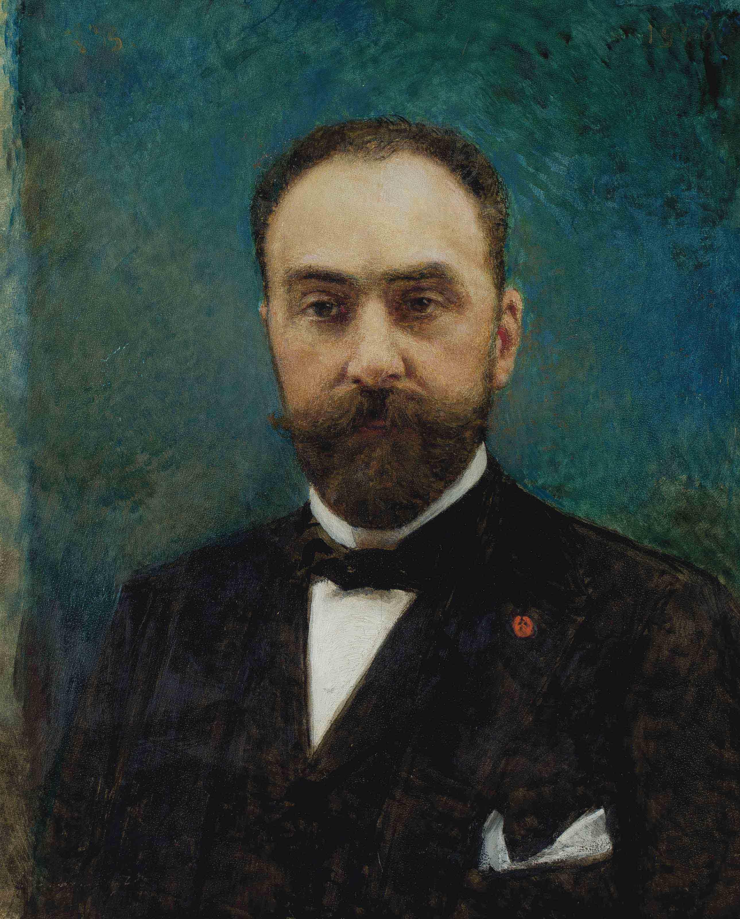 Portrait de Charles Ephrussi