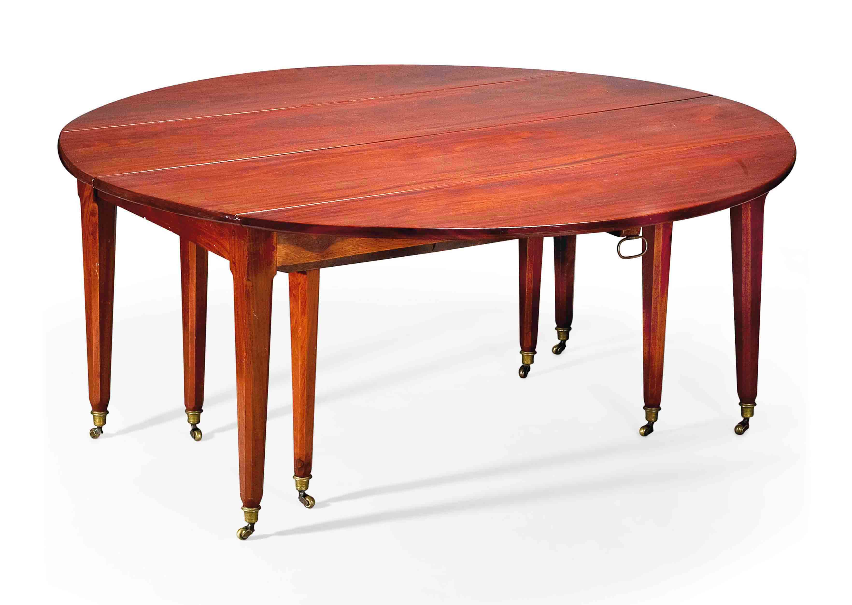 Table De Salle A Manger Xixeme Siecle Dining Table