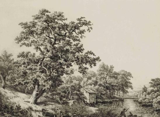 EUGENE BLERY (1805-1887)