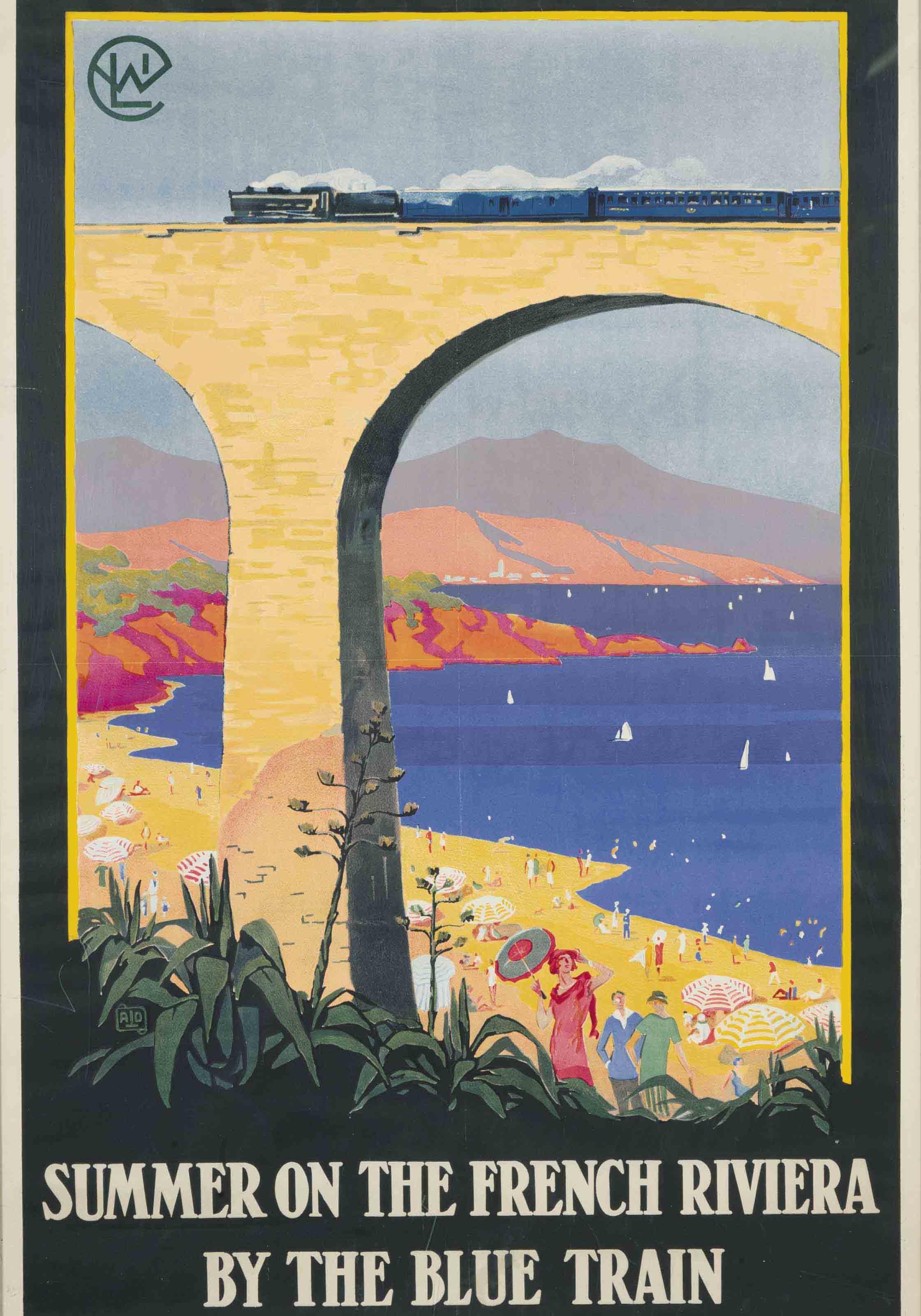 ALO (CHARLES HALLO, 1884-1969)