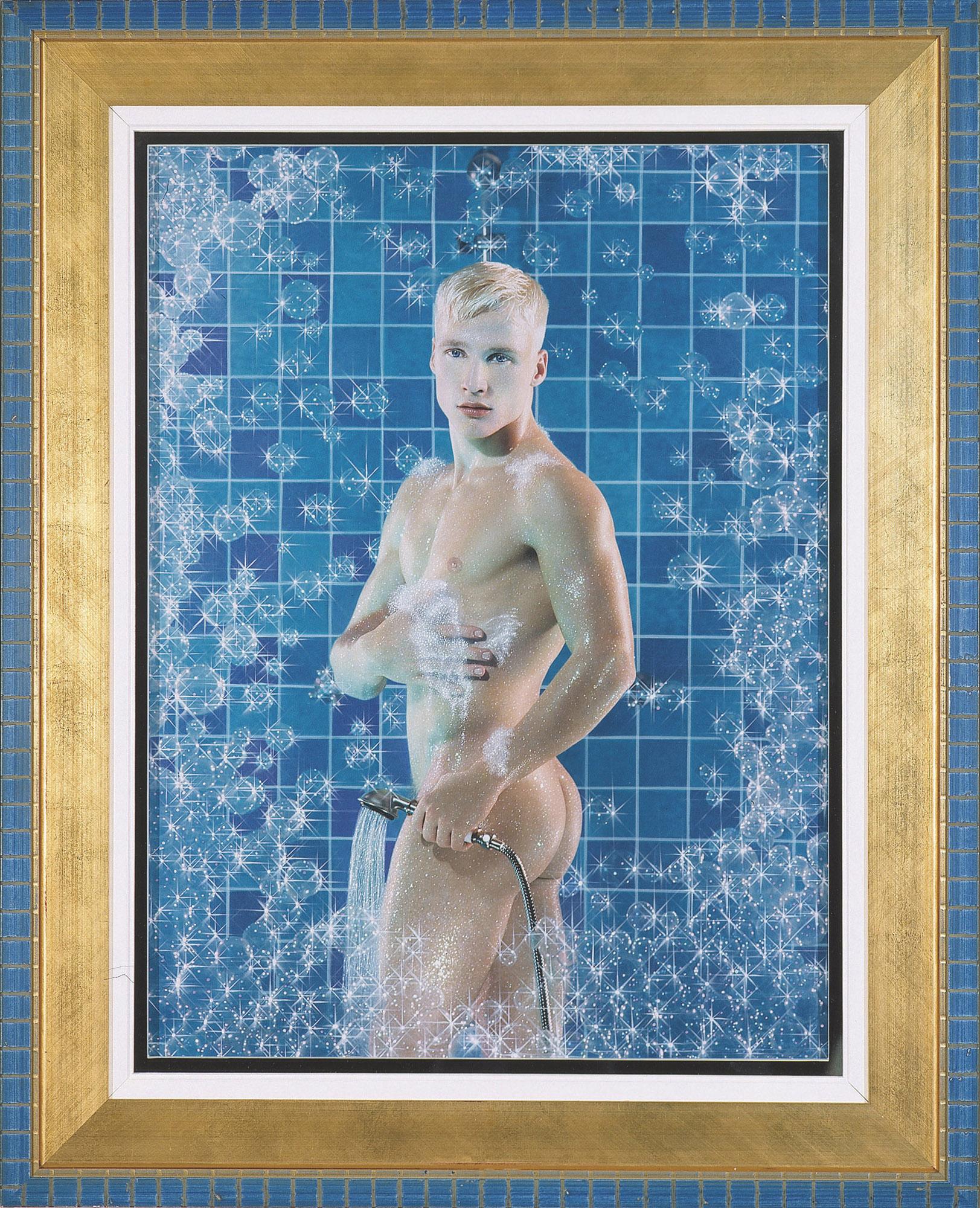 Bubbles shower _ Frédéric Lenfant