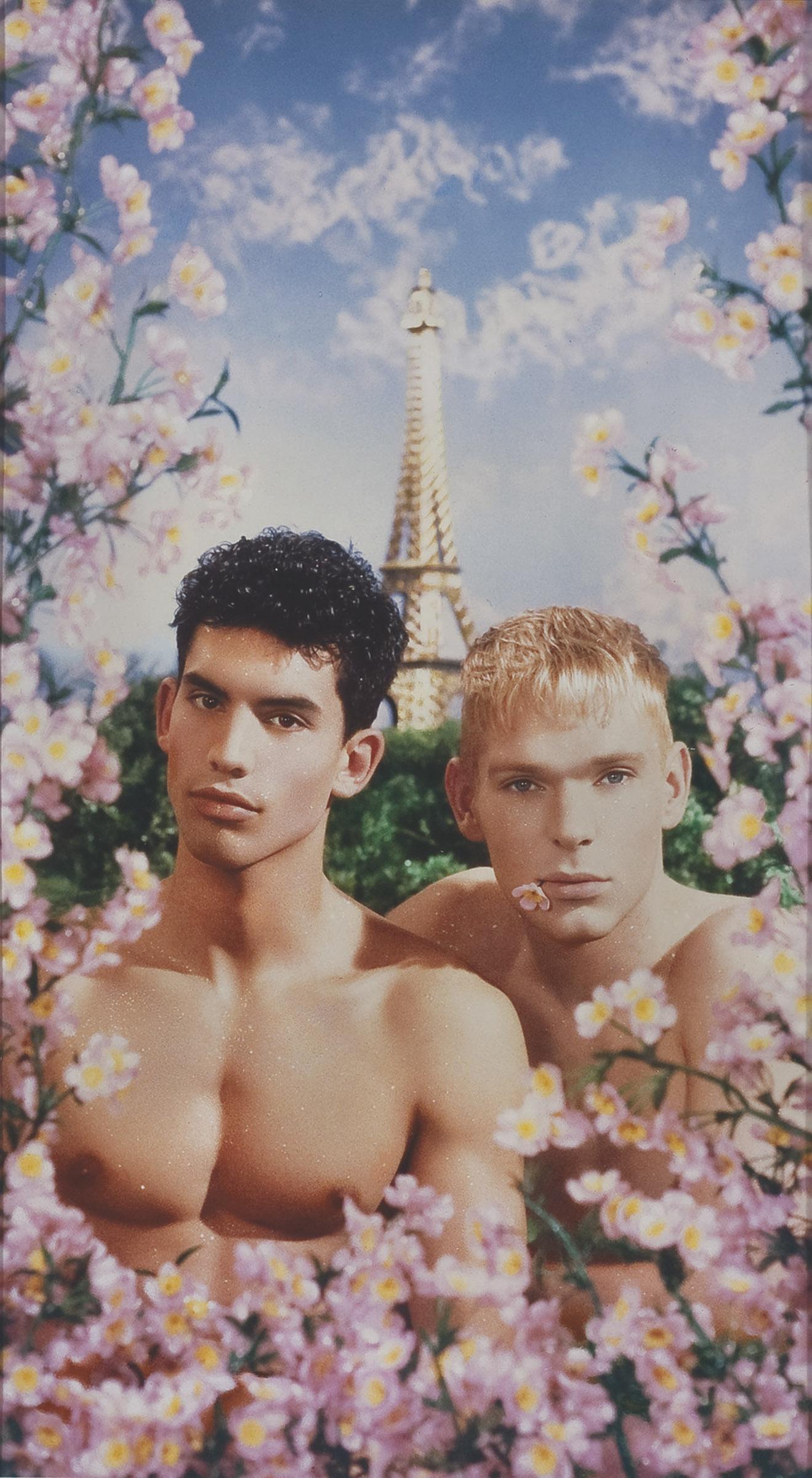 Gai Paris _ Jean-Paul et Andréas