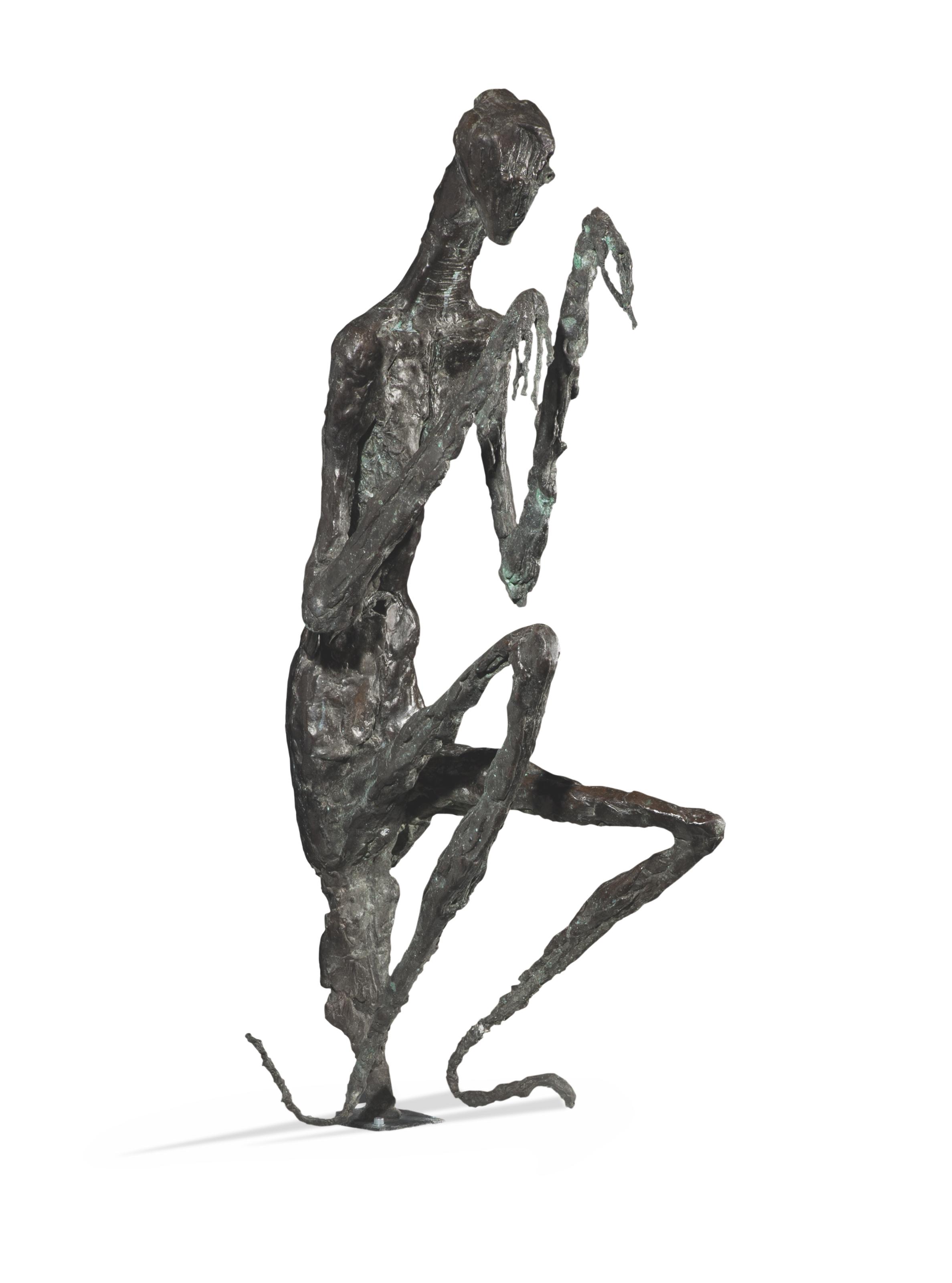 Camille Claudel au musée Rodin jusqu'au 20 juillet 2008 2011_PAR_01061_0065_000(germaine_richier_la_mante_grande)