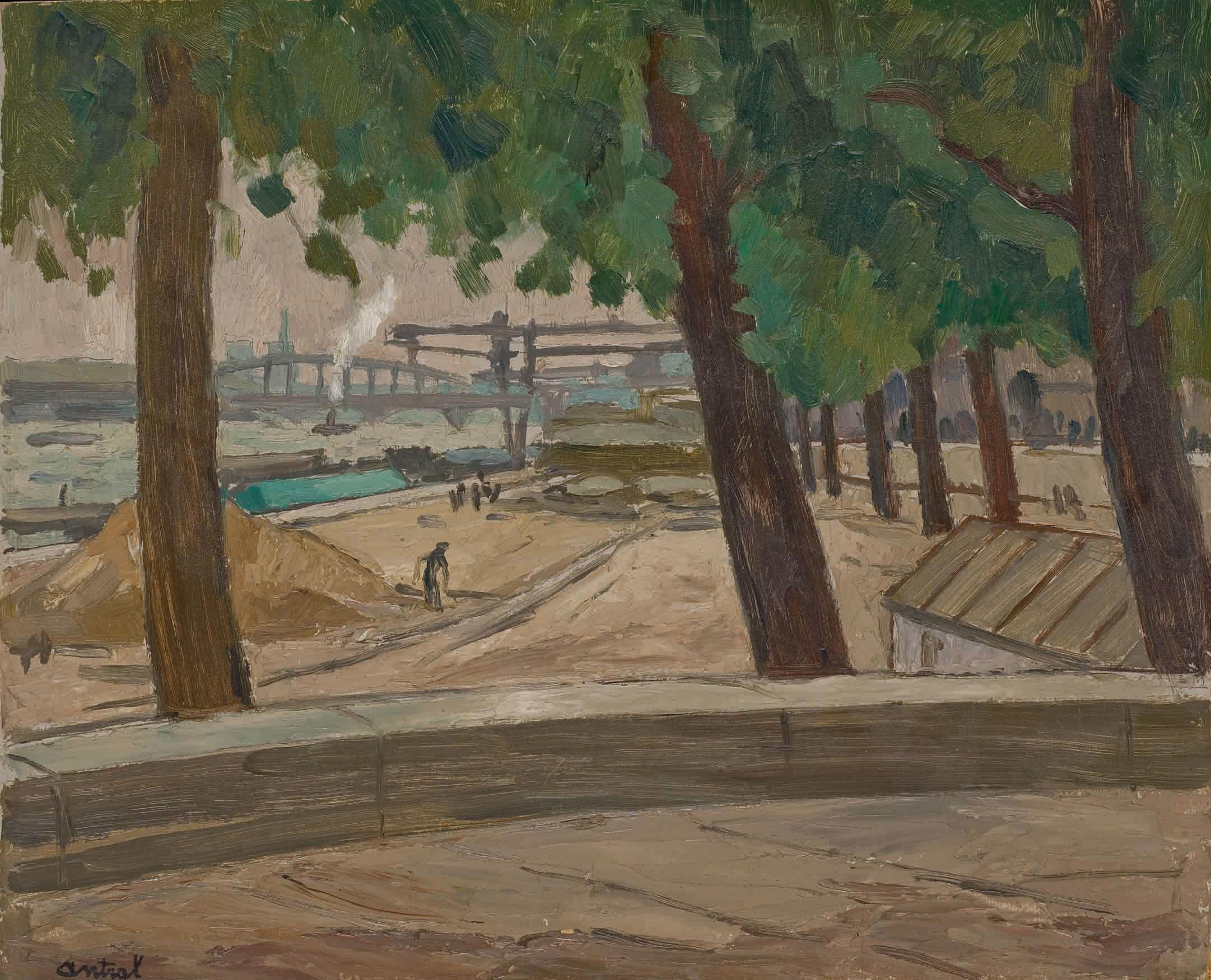 ROBERT LOUIS ANTRAL (1895-1940