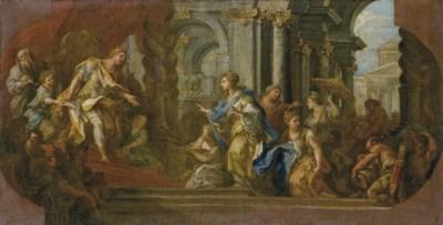Sebastiano Conca (Gaeta 1676-1