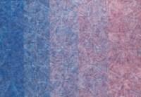 Vibrazione nello spazio totale: serialità progressiva con variazione cromatica
