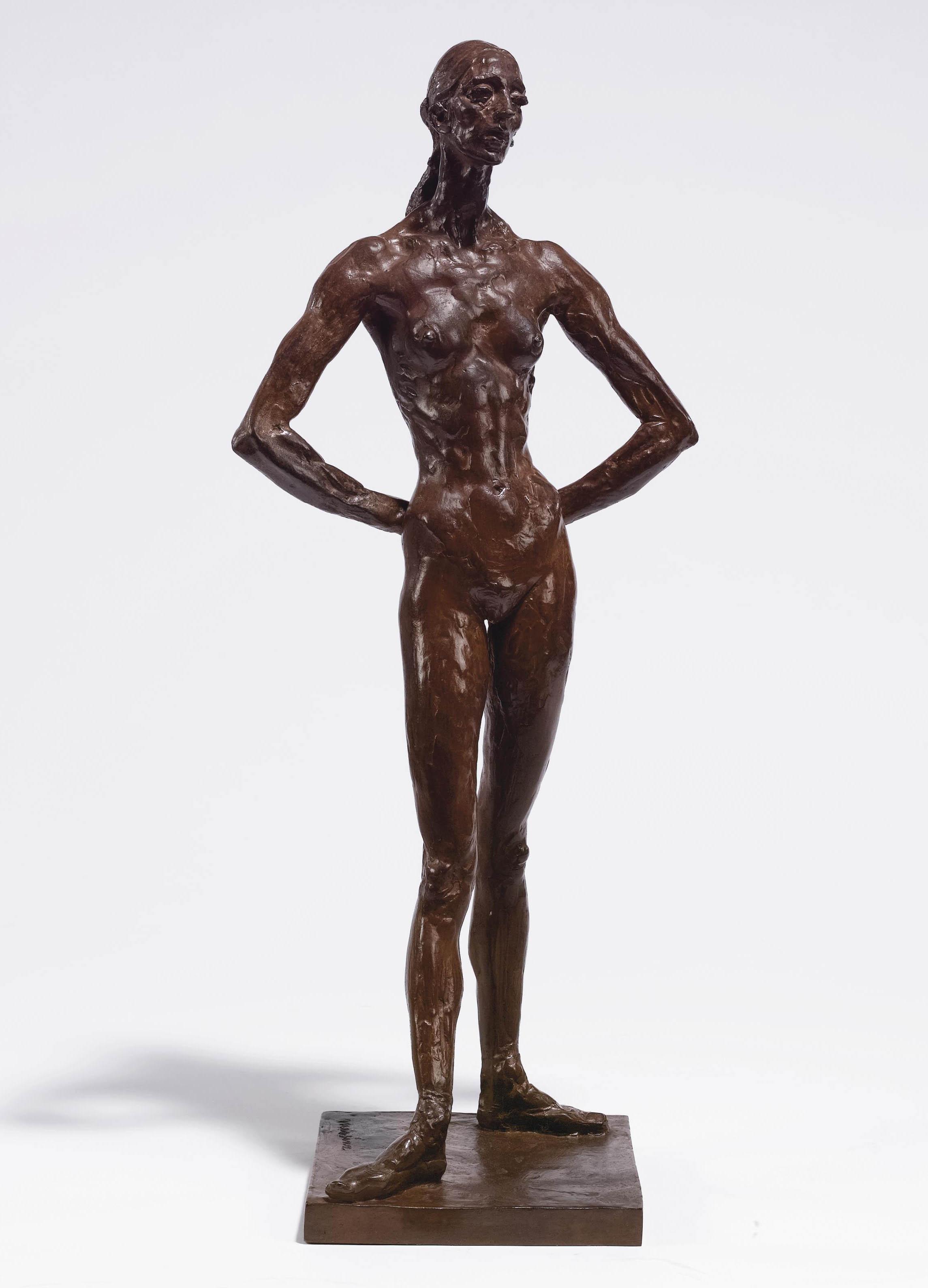 Danzatrice, 1975