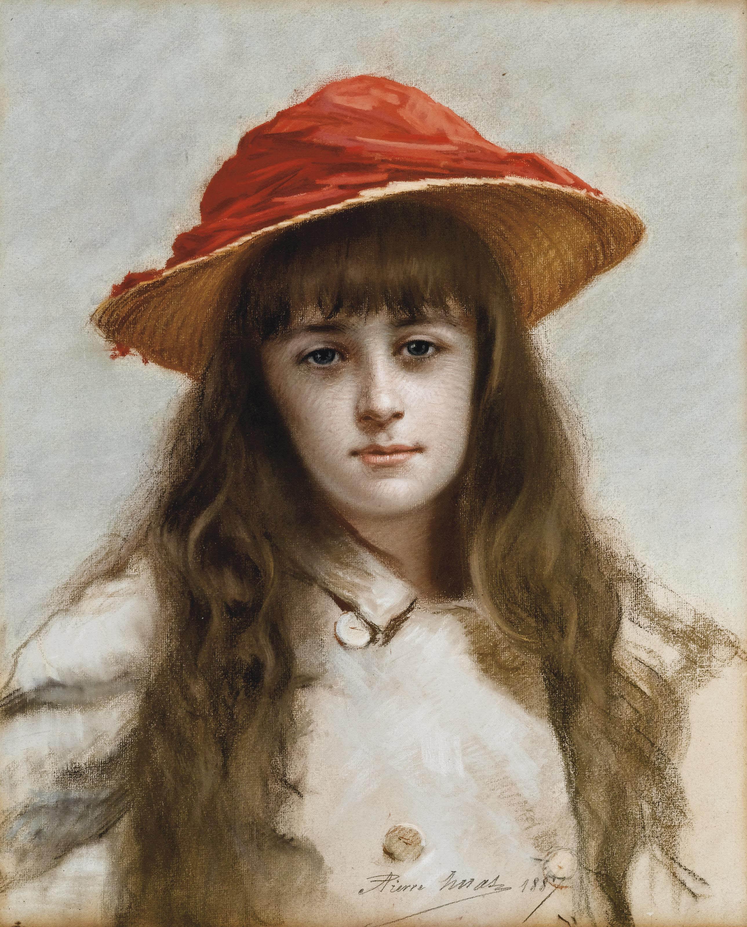 Il cappello rosso