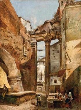 Gerolamo Induno (Milano 1825-1890)