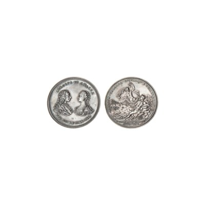 Carlo III (1734-59), e Amelia,