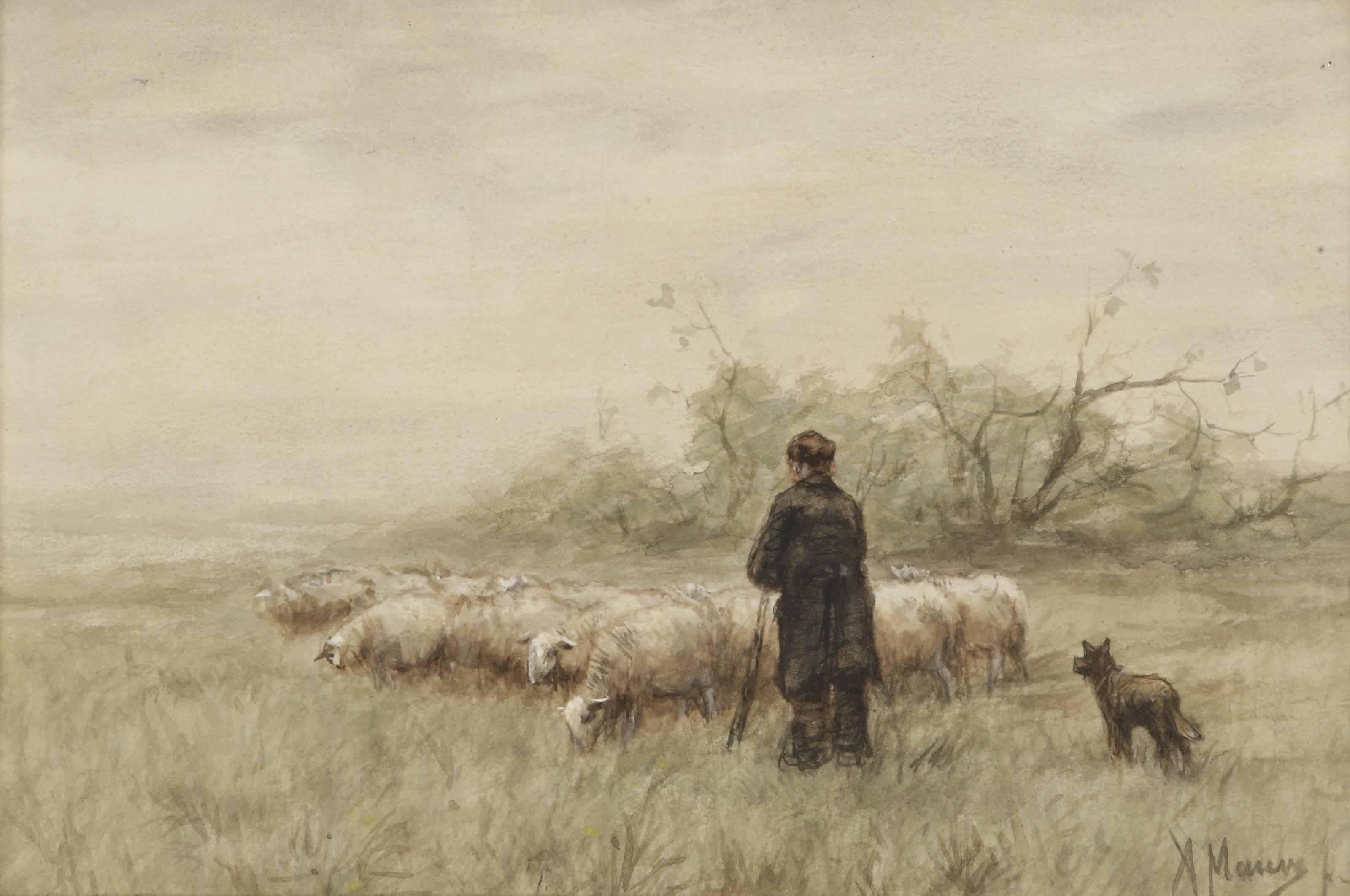 Anton Mauve (1838-1888)