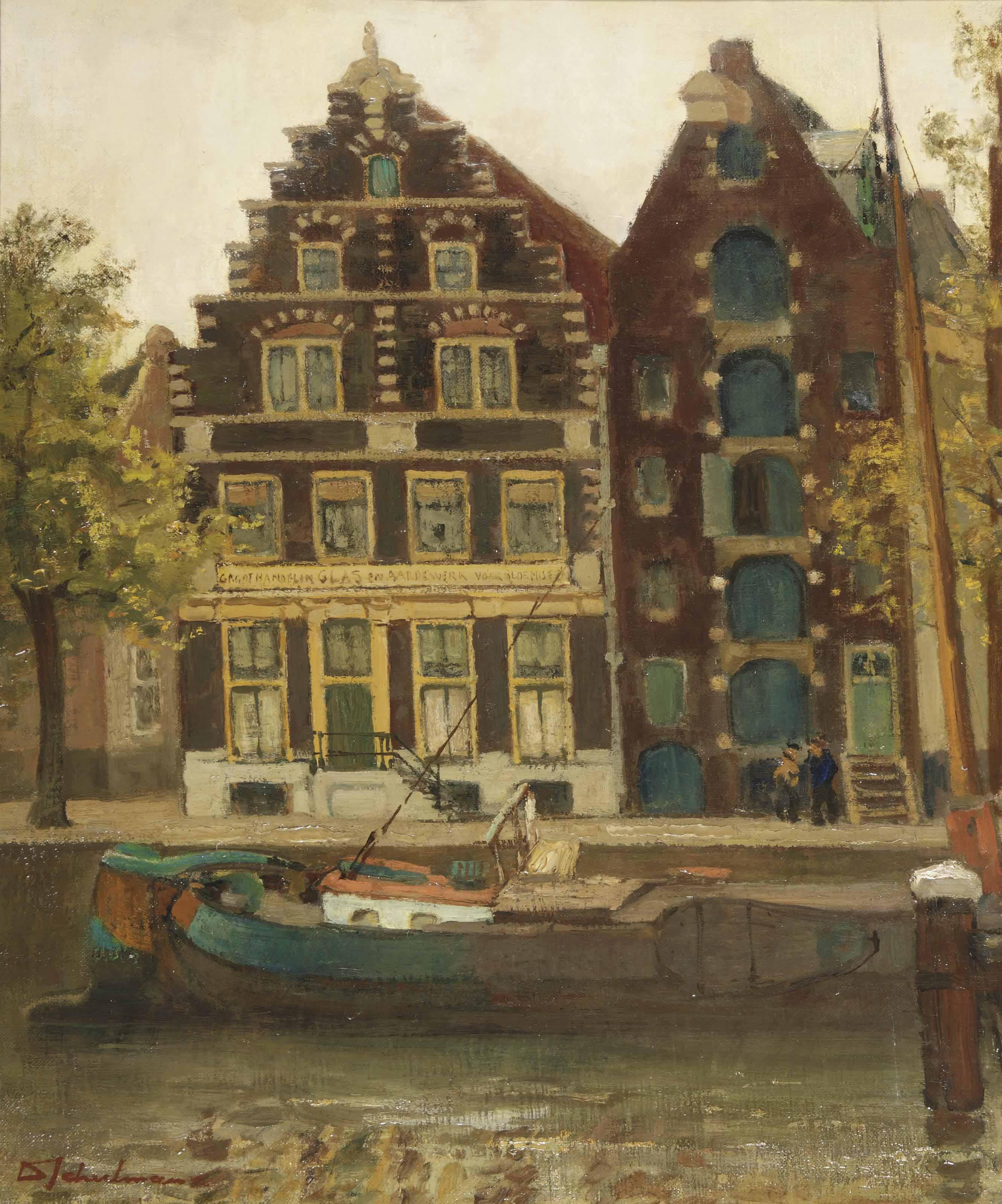 Gelderschekade, Amsterdam