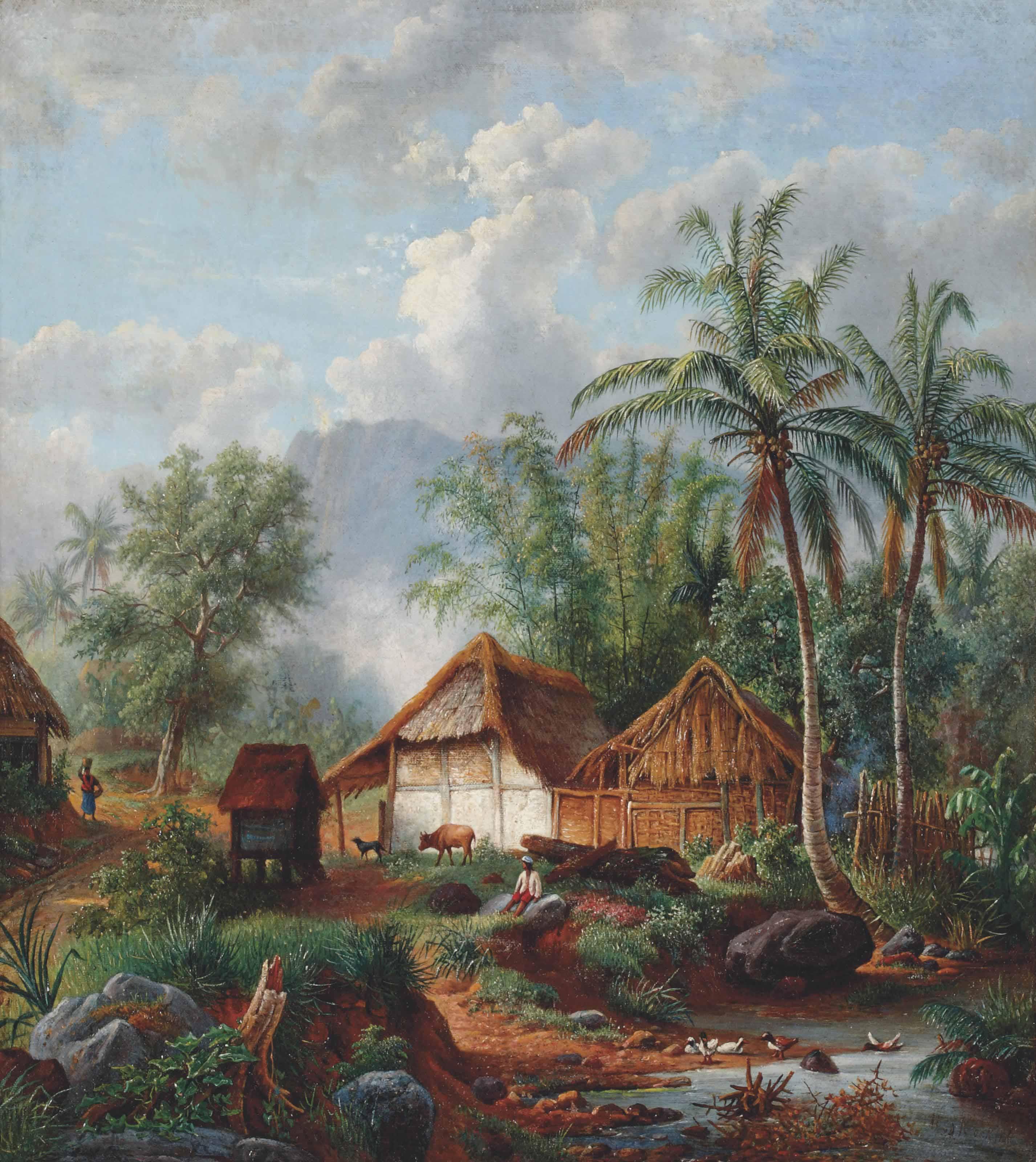 Maurits van den Kerkhoff (1830