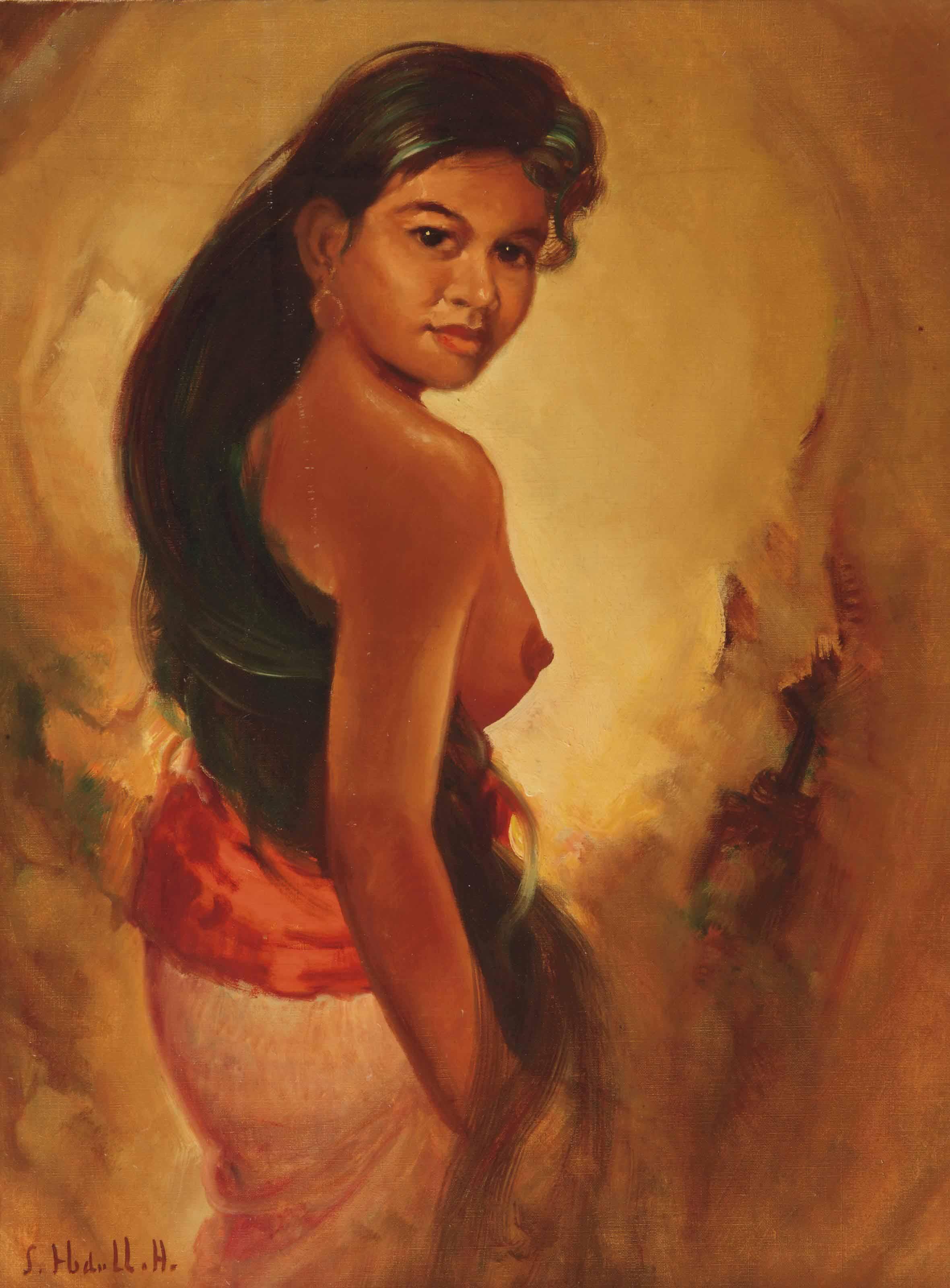 Sudjono Abdullah (1911-1991)