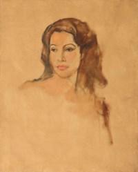 Portrait of an Indonesian beauty